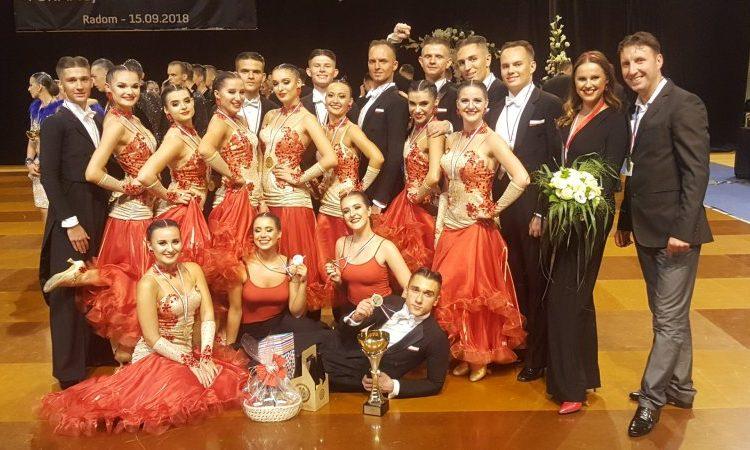 Kadryl Justyna & Gracjan Białystok - Szkoła tańca towarzyskiego!